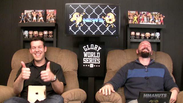 MMANUTS on Josh Thomson | Jon Jones | MMA Tournament | Brown vs Silva | EP # 198