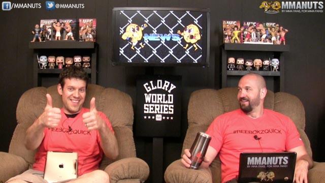 MMANUTS on Hershel Walker   UFC Embedded   MMA Night Club   UFC 173 Recap   EP # 200