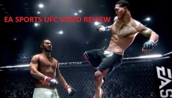 EA UFC Review