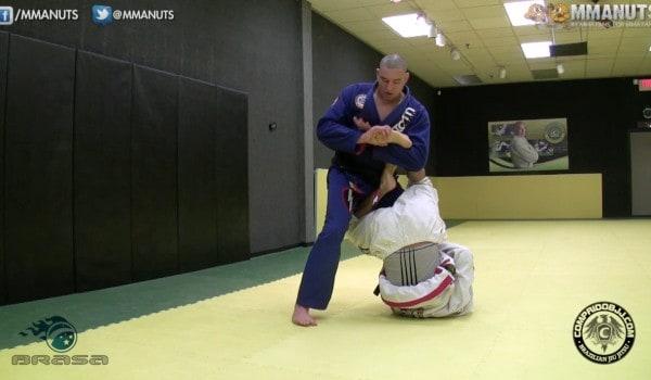 Kneebar Reversal