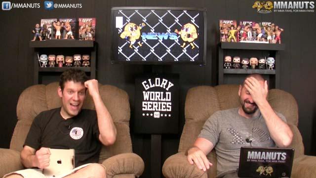 MMANUTS on 2 UFC's one day   Wanderlei Silva   Paul Daley   Bellator   EP # 201