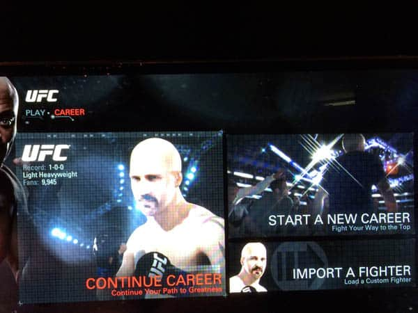 EA Sports UFC Video Review