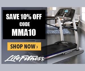 life fitness coupon