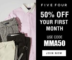 five four club coupon