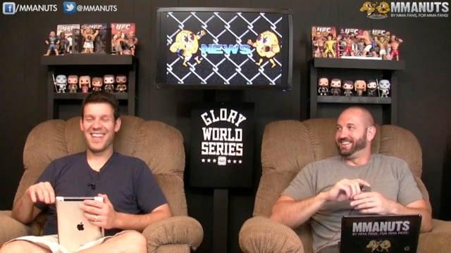 MMANUTS Metamoris 4 Recap   Jones vs DC   Belfort on TNT   Bader vs OSP   EP # 209