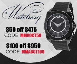 the watchery coupon