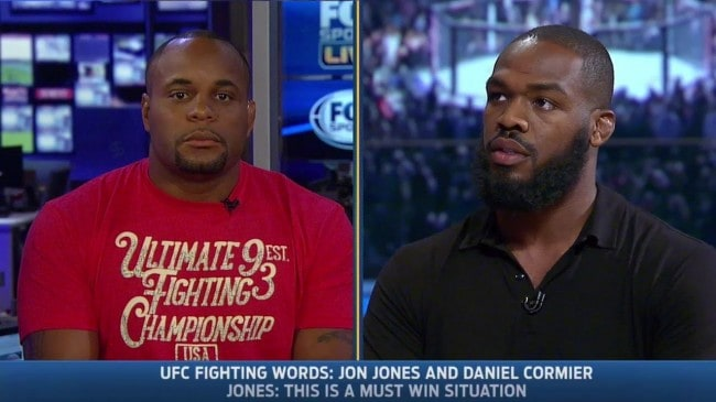 Yet Another Jon Jones and Daniel Cormier Interview