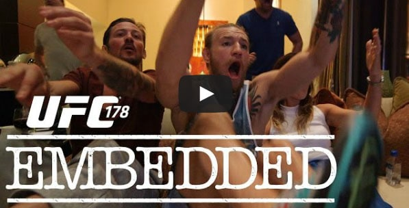 UFC 178 Embedded: Episode 1
