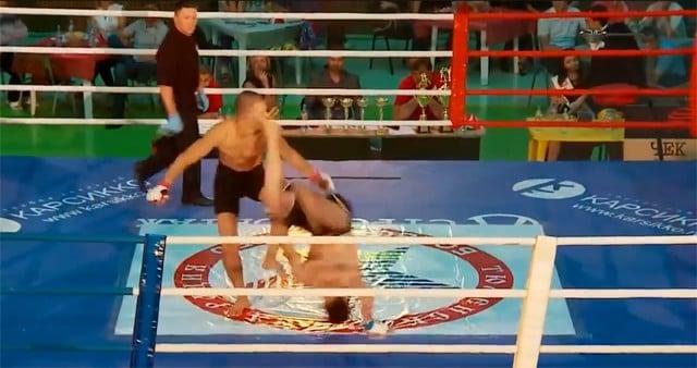 Video: Rolling Thunder KO