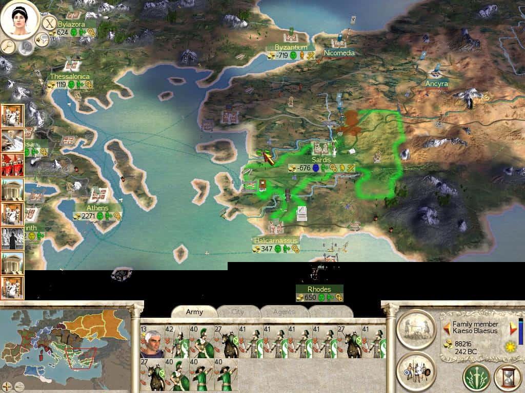Total War: Attila New Trailer Released