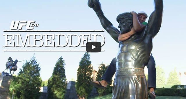 UFC 178 Embedded: Episode 2