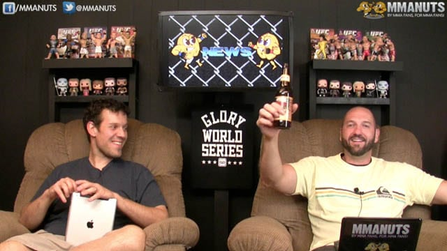 MMANUTS on UFC 177 Recap, Weight Cutting, Rockhold, Bonner, plus more | EP # 212