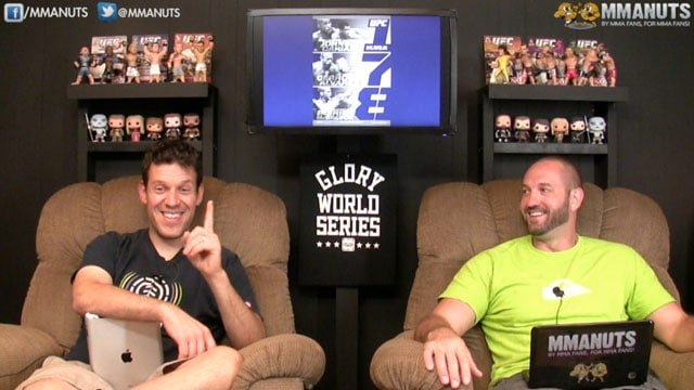 MMANUTS on UFC 178 Recap, UFC 181 poster, NSAC fines, Metamoris 5, plus more | EP # 215