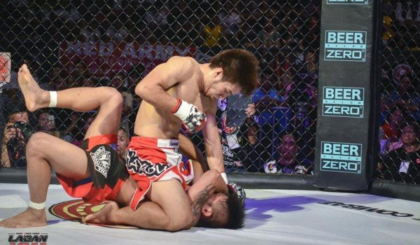 Mark Albert Alonso vs. Mike Luna at PXC Laban MMA: Lipa Batangas, August 30, 2014