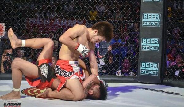 Mark Albert Alonso vs. Mike Luna at PXC Laban MMA: Lipa Batangas, August 30, 2014