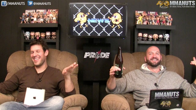 MMANUTS on Goldberg, Sonnen, Bellator, New Fights, GSP, and UFC 179 | EP # 218