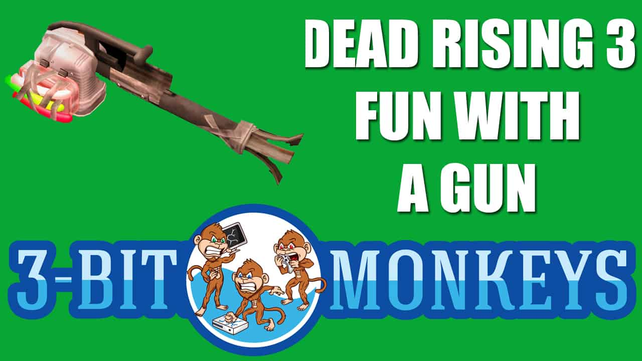 Dead Rising 3 | Fun With a Gun | 3-Bit Monkeys