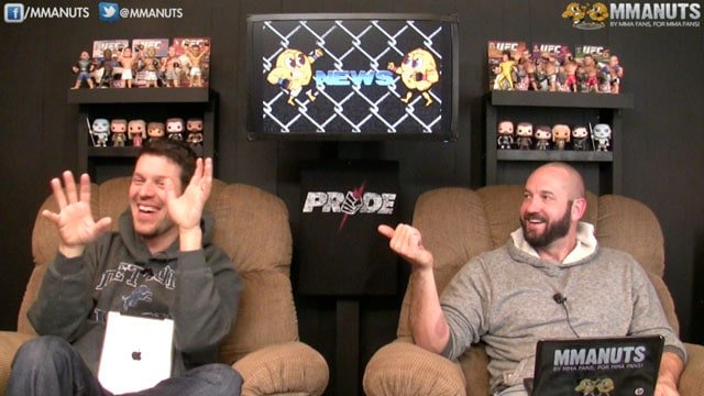 MMANUTS on UFC 180 and Bellator 131 Recap, Sonnen to ESPN, New Fights | EP # 221