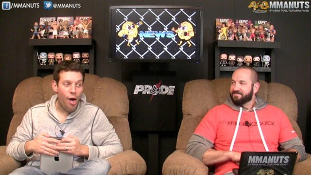 MMANUTS on UFC 181 Preview, Brock Lesnar, Duke Roufus, plus more | EP # 222