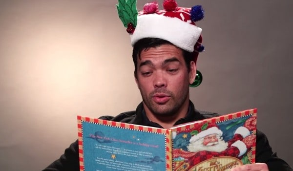 Lyoto Machida Christmas