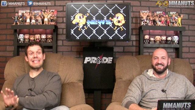 MMANUTS on UFC on FOX 13 Recap, Eye pokes, Fighters sue UFC, Rogan on Schaub | EP # 224