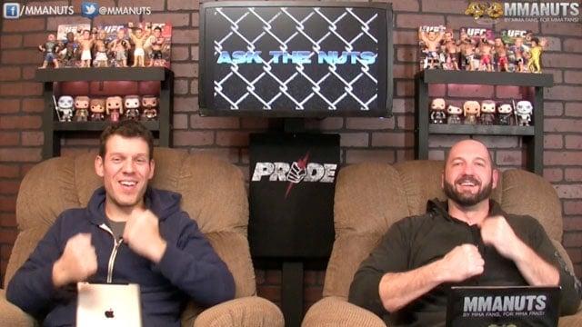 MMANUTS on Machida vs Dollaway, CM Punk, UFC Lawsuit details, Rampage, and Cyborg | EP # 225