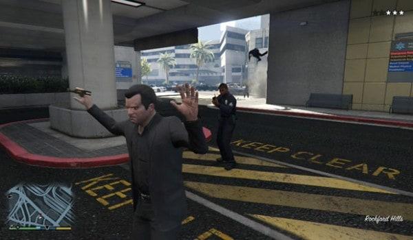 GTA5 Fail