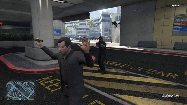 GTA 5 How to Fail setting a trap