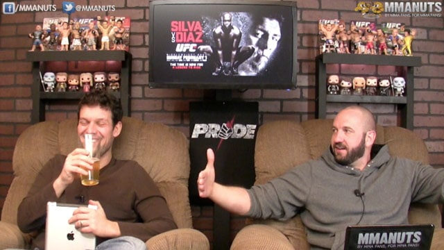 UFC on FOX 14 Recap | UFC 183 Preview | MMANUTS | EP # 230