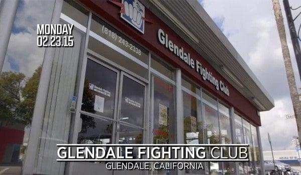UFC 184 embedded