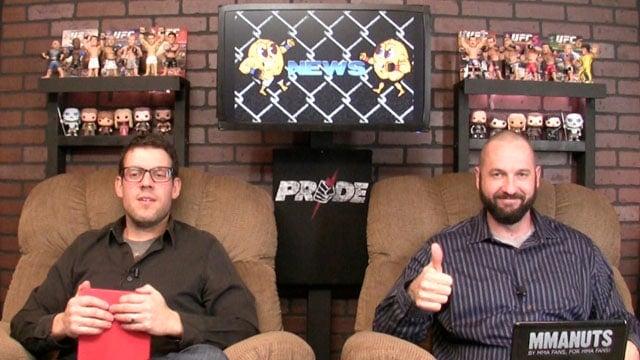 Mir vs Bigfoot Recap | Rousey vs Zingano Preview | MMANUTS | EP # 233