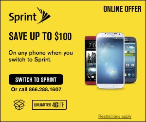 Sprint Promo Code