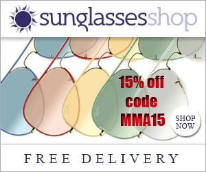 Sunglasses Shop Discount Code