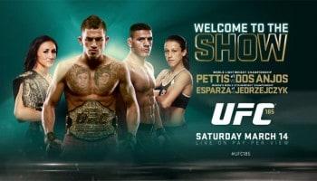 UFC 185 countdown