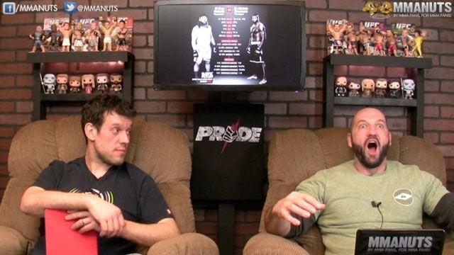 UFC 185 Recap | Anthony Pettis vs Rafael dos Anjos | MMANUTS | EP # 236