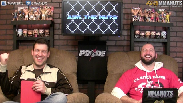 UFC Fight Night 62 Recap | Maia vs LaFlare | MMANUTS |EP # 237