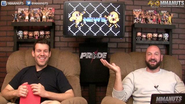 UFC 187 Preview | Weidman vs Belfort | MMANUTS | EP 244