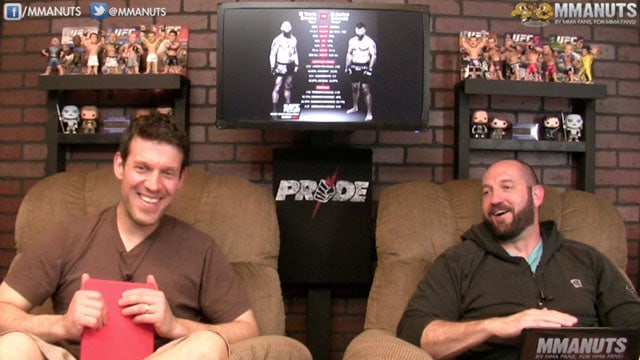UFC 187 Recap | Weidman vs Belfort | MMANUTS EP # 245