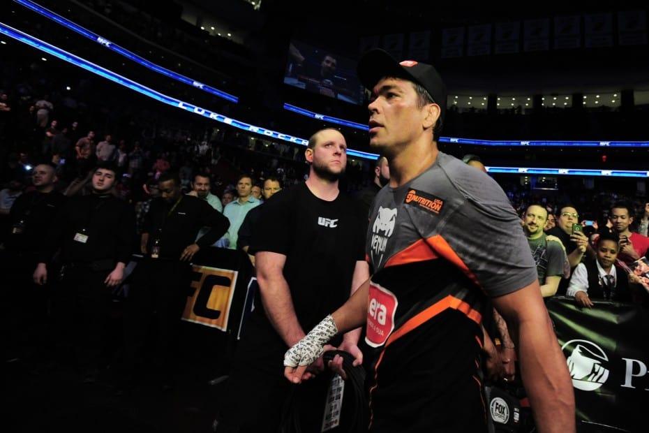 UFC Fight Night-Machida vs Rockhold