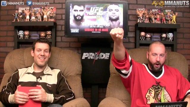 UFC Carlos Condit vs Thiago Alves Recap | MMANUTS | EP #246