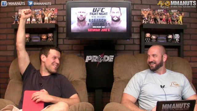 UFC Fight Night 68 Recap | UFC 188 Preview | MMANUTS | EP # 247