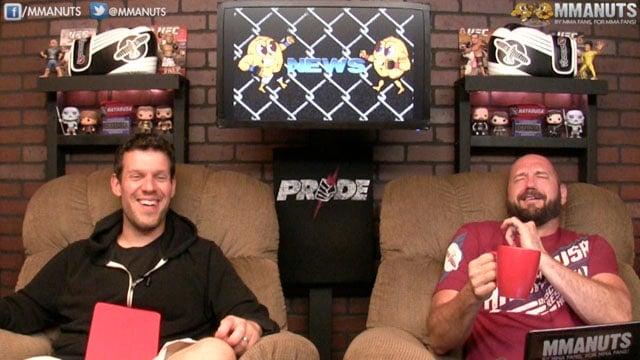 UFC Lyoto Machida vs Yoel Romero Recap   MMANUTS   EP #249
