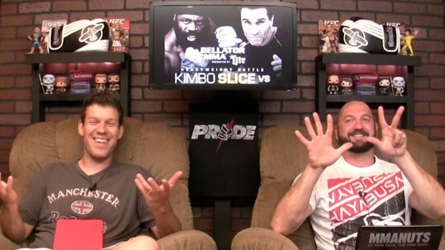 Bellator 138 Recap   Kimbo Slice vs Ken Shamrock   MMANUTS   EP # 248