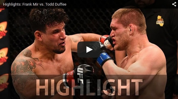 mir vs duffee