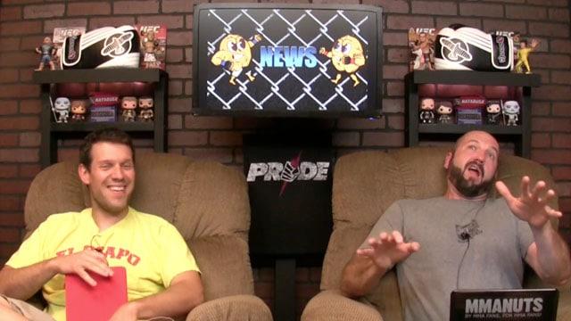UFC 190 Recap | Ronda Rousey vs Bethe Correia | MMANUTS | EP # 254