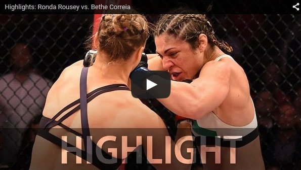 rousey high