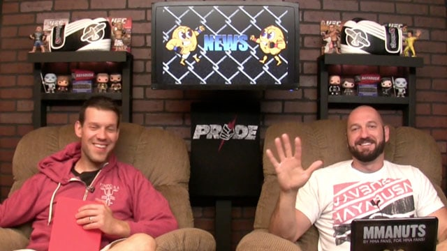 UFC Josh Barnett vs Roy Nelson Recap | MMANUTS | EP # 262