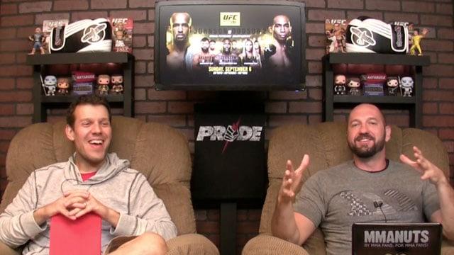 UFC 191 Recap | Arlovski vs Mir | MMANUTS | EP # 259