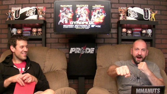 Nick Diaz NSAC Hearing   Bellator Dynamite Recap   MMANUTS   EP # 261