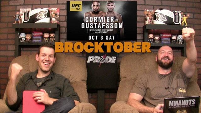 UFC 192 Recap | Cormier vs Gustafsson | MMANUTS | EP # 263